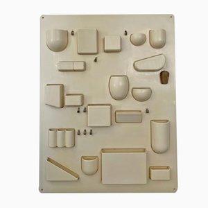 Panneau de Rangement Uten.Silo par Dorothée Becker pour Design M, 1960s ou 1970s