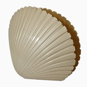 Shell Lamp in Fiberglass by André Cazenave and Michele Mahé for Atelier A, 1970s