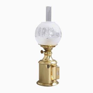 Oil Lamp from G. V. Harnisch Eftf, Denmark