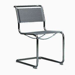 Thonet S33 N Freischwinger Bauhaus Classic Stuhl von Mart Stam