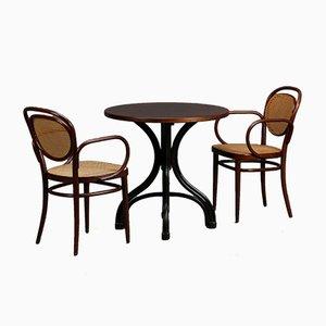 Thonet Bugwood Model No. 7 Table