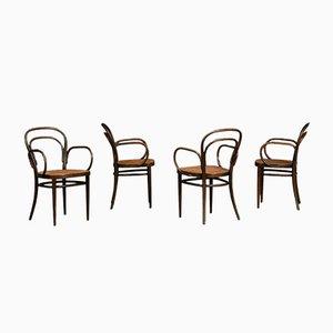 Thonet Model 214 F Bistro Chair