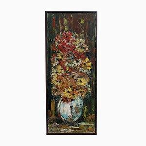 Stillleben mit Blumen des Feldes von Pierre Ambrogiani, 1960er