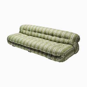 Soriana Four Seater Sofa by Afra and Tobia Scarpa for Cassina