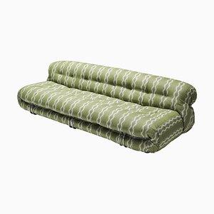 Soriana Vier-Sitzer Sofa von Afra und Tobia Scarpa für Cassina