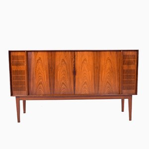 Vintage Rosewood Stereo Cabinet from Bang & Olufsen