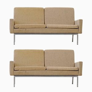Mid Century Model 27 Bc 2 Seater Sofas By Florence Knoll Bett For