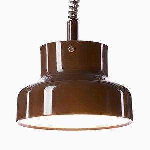 Lámpara colgante Bumling Mid-Century de Anders Pehrson para Ateljé Lyktan, años 60