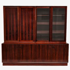 Danish Rio Rosewood Cabinet by Arne Vodder for Sibast