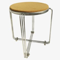 Art Deco Stool, 1930s