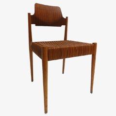 Chaise d'Eglise SE119 par Egon Eiermann pour Wilde & Spieth
