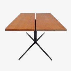 Tavolino da caffè in legno, Svizzera, anni '60
