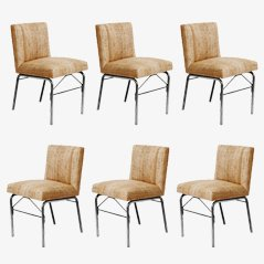 Dining Chairs by Huib Hoste, Set of 6