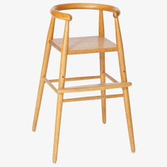 Children's High Chair by Nanna Ditzel