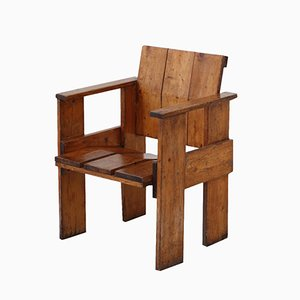 Albatros Chair by Gerrit Rietveld