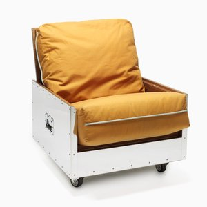 Chaise Caisse The Crates par Naihan Li