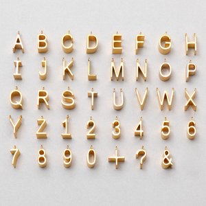 Number '0' from the 'Alphabet Series' by Jacqueline Rabun