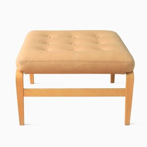 Ingrid Footstool by Bruno Mathsson