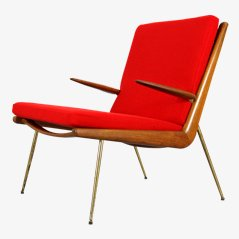 FD-134 Boomerang Chair by Peter Hvidt & Molgaard Nielsen