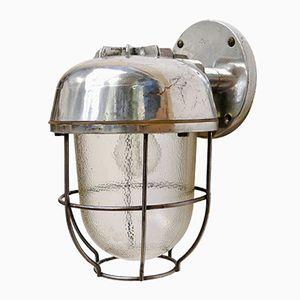 Vintage Lantern Wall Lamp
