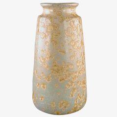 Art Nouveau Ceramic Vase from Mont Chevallier
