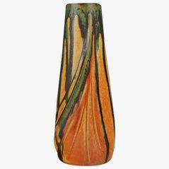 Art Nouveau Vase by Rene Denert for Denbac
