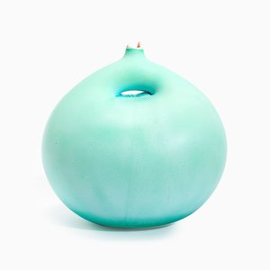 Artemis Vase-Mint by Elyse Graham