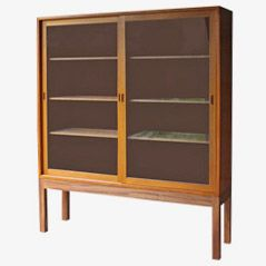 Øresund Bookcase by Børge Mogensen for Karl Anderson, 1950s
