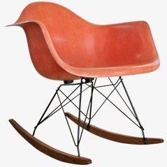 RAR Schaukelstuhl von Eames für Herman Miller