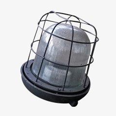 Vintage Factory Hanging Lamp