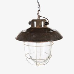 Vintage Industrial Factory Hanging Lamp