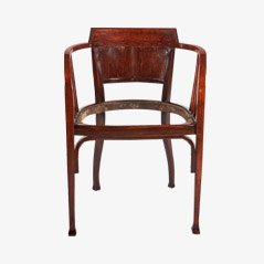 Beech Armchair by Otto Wagner for Thonet, 1905