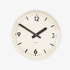 Reloj de estación industrial de Schauer, 1964