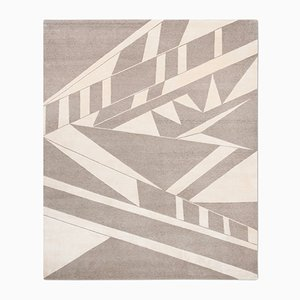 Deco Teppich in Natural von Knots Rugs