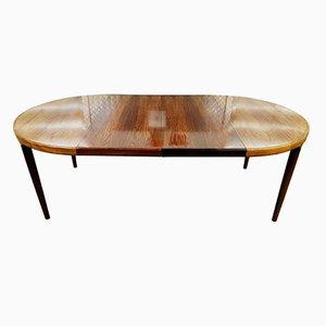 Table de Salle à Manger en Palissandre par Harry Ostergaard pour Randers Mobelfabrik, Danemark