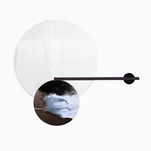 Balance-Mirror No. 07 avec Etagère par Elisa Strozyk