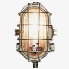 Industrial Wall Lamp from Kandem, 1930s