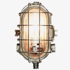Industrielle Wandlampe von Kandem, 1930er