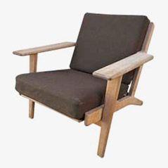 GE290 Sessel von Hans J. Wegner für Getama