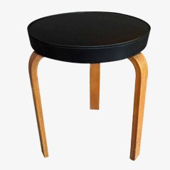 Tabouret à Trois Pieds Modèle N°60 par Alvar Aalto