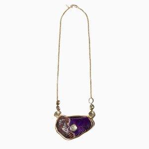 Suglite Polki Diamond Necklace by Sara Beltrán