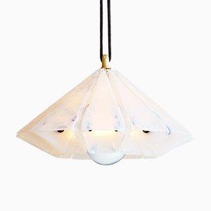 Lámpara de araña Sirius de Bianco Light & Space