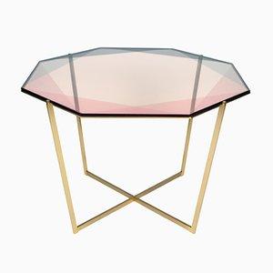 Mesa de comedor Gem octogonal de Debra Folz Design