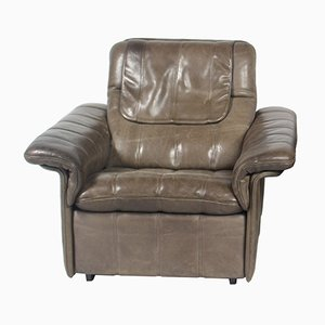 Leather Club Chair from de Sede, 1970s