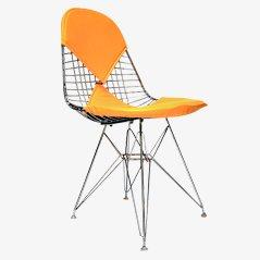 Bikini Chair DKR-2 par Charles & Ray Eames, 1950s