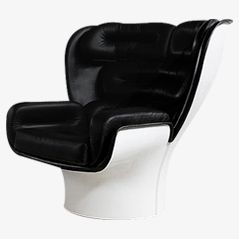 ELDA Lounge Chair by Joe Colombo, 1960s