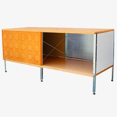 Low Sideboard by Charles & Ray Eames, 1950s