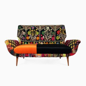 Flower Power Sofa by Bokja