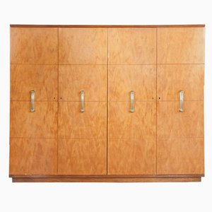 Maple Wardrobe by Osvaldo Borsani