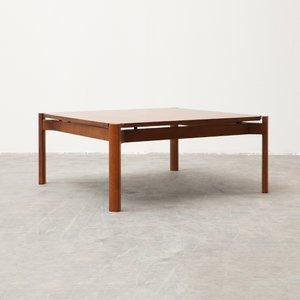 Tavolino da caffè T73 di Osvaldo Borsani per Tecno, anni '60